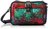 Desigual Accessories Fabric Across Body Bag, Bolsa para Cuerpo Mujer, Rojo, U
