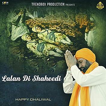 Lalan Di Shaheedi