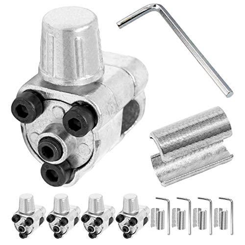 BPV31 / TJ90BPV31 Bullet Piercing Valve (4-Pack) by PartsBroz - Compatible with Whirlpool Washers - Replaces AP4502525, TJ90BPV31, BPV31D, GPV14, GPV31, GPV38, GPV56, MPV31