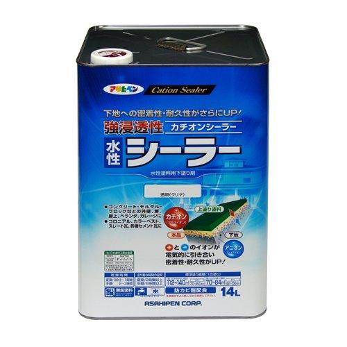 強浸透性水性シーラー 14L