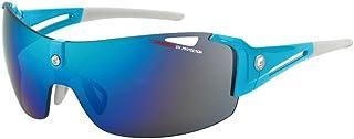 نظارة كاريرا R&b X-lite/S R&BXLS-05EE-NT-9901 - اطار بلون ازرق فاتح، عدسات بلون خمري
