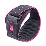 medi Epibrace - Epicondylitisspange unisex | grau/pink | Unterarmbandage zur Schmerzlinderung der...