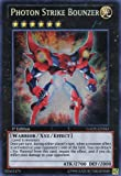 Yu-Gi-Oh! - Photon Strike Bounzer (GAOV-EN043) - Galactic Overlord - 1st Edition - Secret Rare by Yu-Gi-Oh!