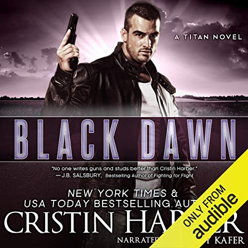 Black Dawn: Titan, Book 8 audiobook cover art
