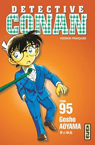 Détective Conan, tome 95