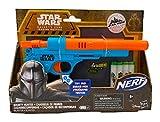 STAR WARS NERF Galaxy's Edge Bounty Hunter Elite Blaster