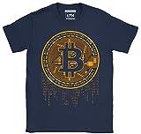 6TN Bitcoin Crypto Camiseta