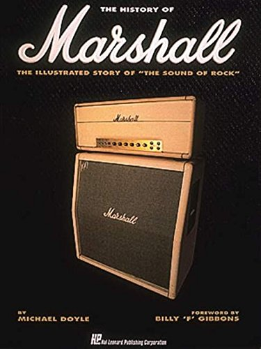 A History of Marshall The Illust...