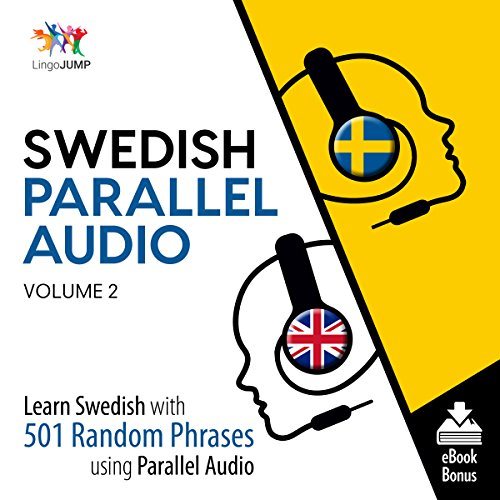 Swedish Parallel Audio: Volume 2 audiobook cover art