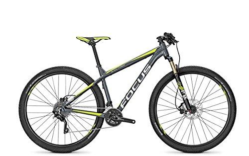 Focus Black Forest LTD 29R Twentyniner Mountain Bike 2016, color slategrey, tamaño 50, tamaño de rueda 29.00