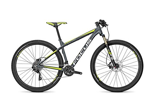 Focus Black Forest LTD 29R - Mountain Bike da 29', 2016, slategrey