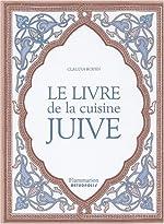 Le Livre de la cuisine juive de Claudia Roden