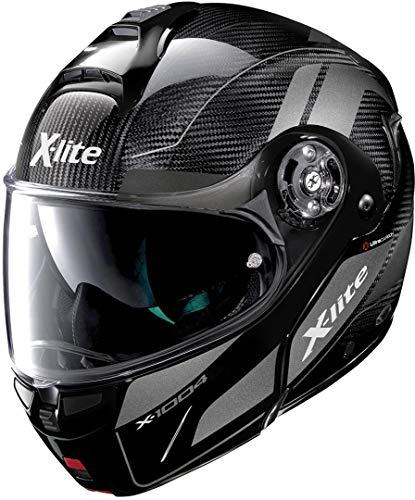 X-Lite X-1004 Ultra Carisma Carbon Black Chin Guard L