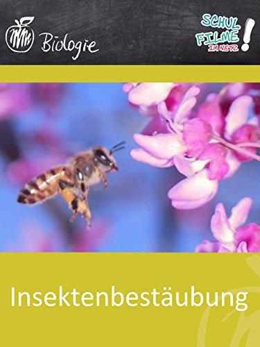 Insektenbestäubung - Schulfilm Biologie