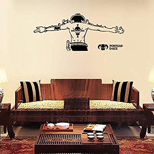 Cuerpo humano Volver Creativo Etiqueta de la pared Pintura Exposición Estudio Biblioteca Fondo de pantalla Apliques Sala de estar Dormitorio Decoración para el hogar Vinilo 35cmx80cm