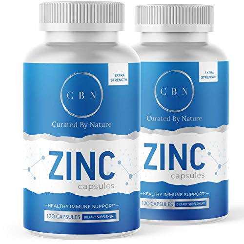 240 Count Zinc Picolinate 50mg Zinc Supplement for Adults and Kids, Highly Absorbable for Immune Health Supplement for Zinc - 8 Month Supply!