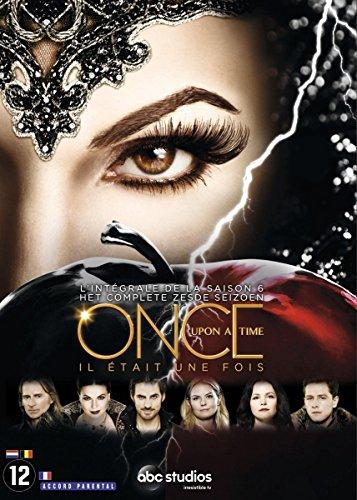 Once Upon a Time - Es war einmal ... Die komplette sechste Staffel [6 DVDs] (EU Import mit Deutscher Sprache) Neu und OVP
