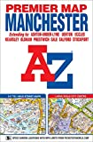 Manchester A-Z Premier Map (A-Z Premier Street Maps)