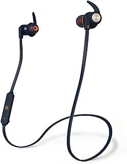 Kreatywne sportowe lekkie słuchawki Bluetooth Outlier - niebieskie