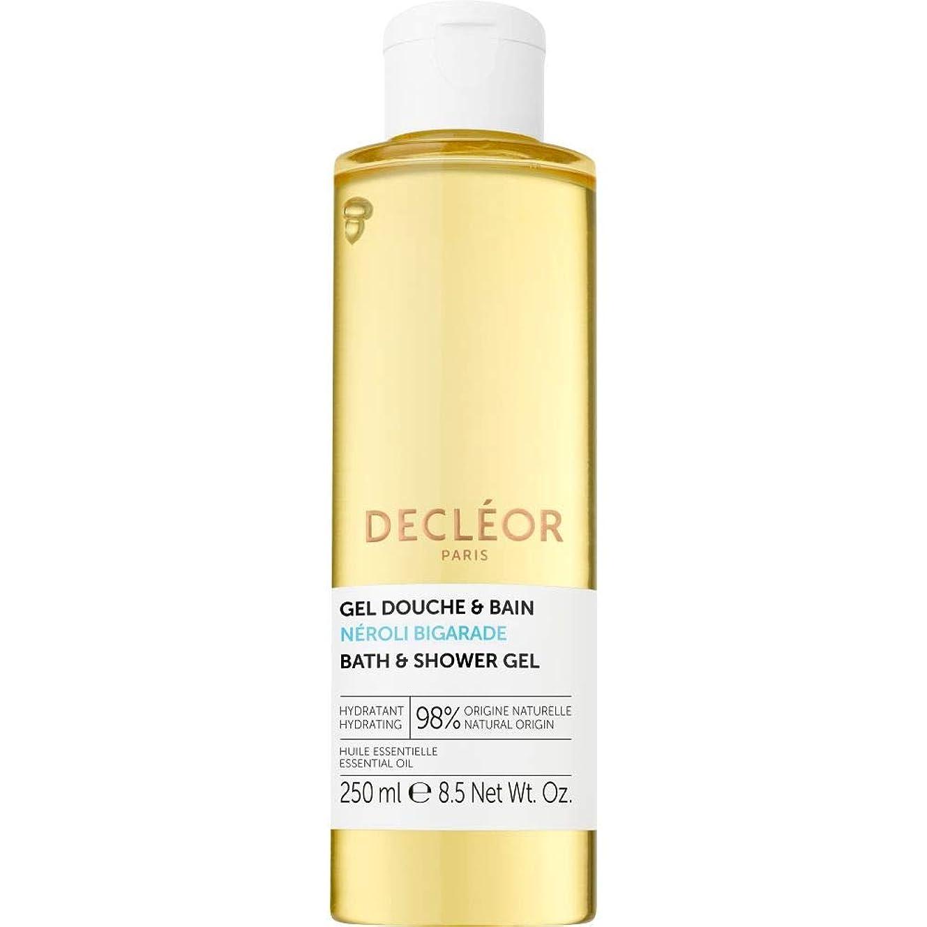 浸す鳴り響く配分[Decl?or ] デクレオールネロリBigaradeバス&シャワージェル250ミリリットル - Decleor Neroli Bigarade Bath & Shower Gel 250ml [並行輸入品]