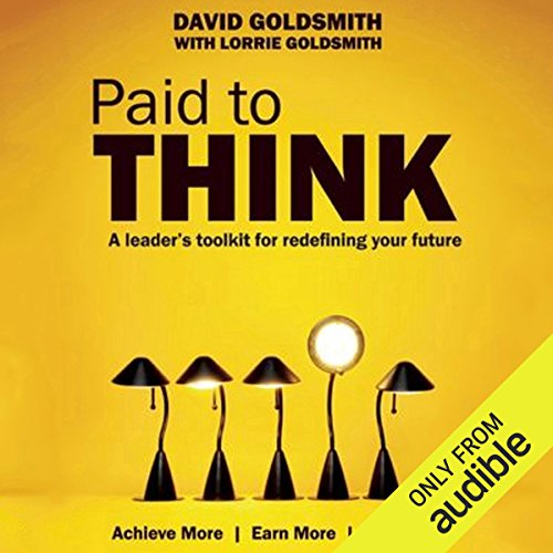 Paid to Think audiobook cover art