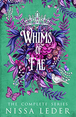 Book Cover for Whims of Fae