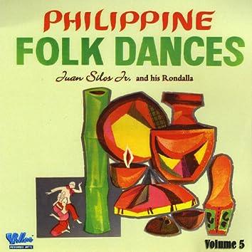 Philippine Folk Dance Vol. 5
