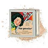 palladio, polvere di riso con Puff numero RPO2traslucido, 17g