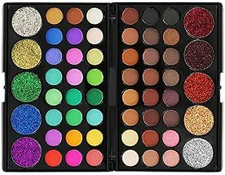 29 Colores Paletas de Sombras de Ojos, TOFAR Cosmeticos Altamente Pigmentado Mate Shimmer Crema de Maquillaje Paleta de Cosmética Profesional Kit de Maquillaje - #1