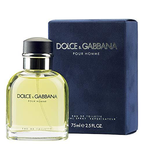 Perfume Pour Homme - Dolce & Gabbana - Eau de Toilette Dolce & Gabbana Masculino Eau de Toilette