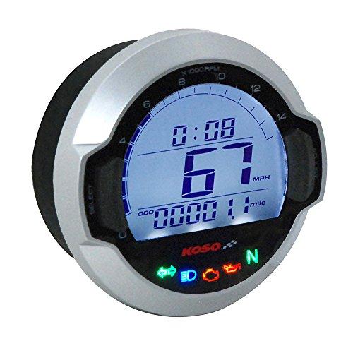 Koso BB642W10 DL-03SR GP Style Multifunktions-Tachometer