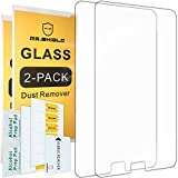 [2-Pack]-Mr.Shield for Samsung Galaxy Tab A 7.0 [Tempered Glass] Screen Protector [0.3mm Ultra Thin 9H Hardness 2.5D Round Edge] with Lifetime Replacement