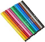 Rotuladores Alpino Coloring para niños - Estuche de 12 Colores con Punta Fina 3mm - Tinta Lavable - Perfecto para...