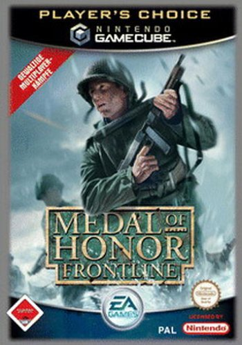 Medal of Honor - Frontline (Player's Choice)