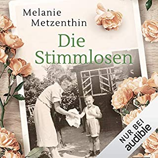 Die Stimmlosen                   By:                                                                                                                                 Melanie Metzenthin                               Narrated by:                                                                                                                                 Wolfgang Riehm                      Length: 14 hrs and 46 mins     Not rated yet     Overall 0.0