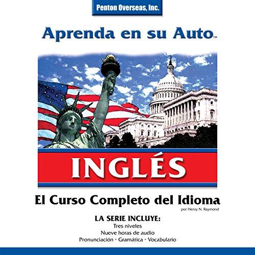 Aprenda en su Auto: Inglés, completo audiobook cover art