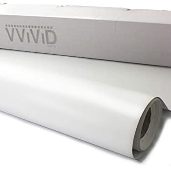 Amazon Com Vvivid Clear Lamination Vinyl Roll For Die Cutter And Vinyl Plotter Matte Finish 10ft X 54 Bulk Roll Office Products