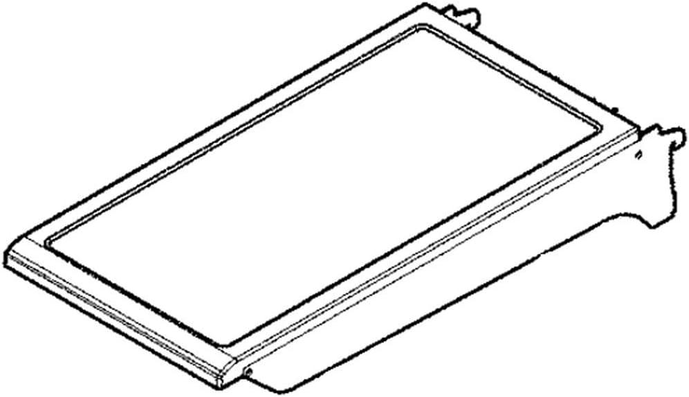 free shipping 242200502 Refrigerator Spill Shelf Equipment Genuine Ma Original Reservation