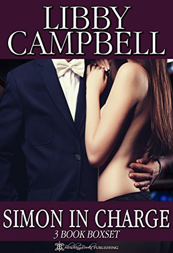 Simon In Charge: 3 Book Collection (English Edition)