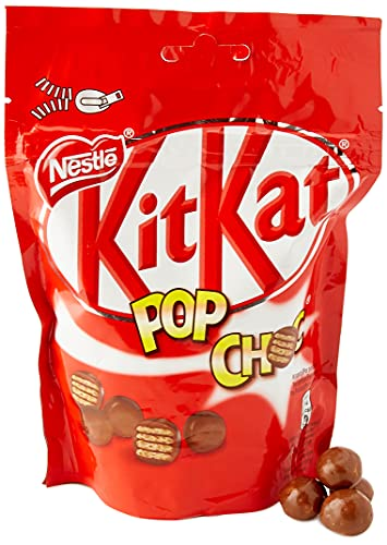 Nestlé Kit Kat Pop Choc 140g - Pack de 17