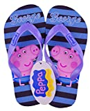 Peppa Pig - Zapatillas de estar por casa para niña Geroge 2