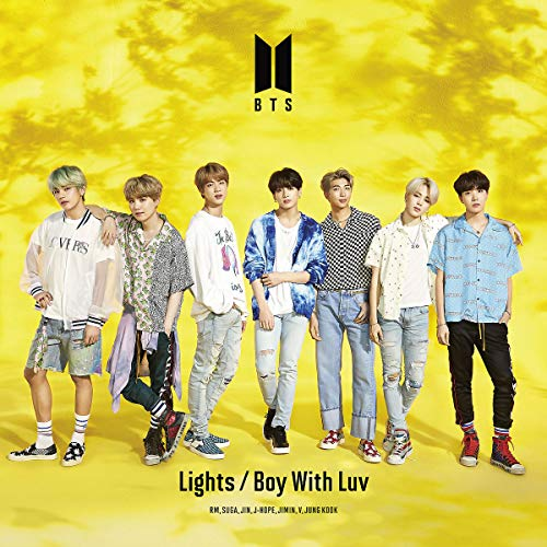 Lights / Boy With Luv - Limited Edition A