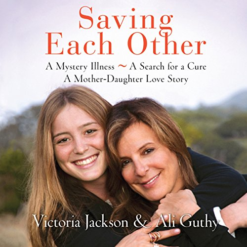 Saving Each Other audiobook cover art