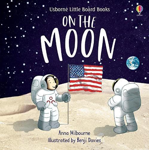 On The Moon (Little Board Books)