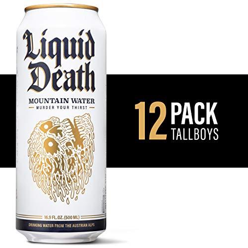 Liquid Death Mountain...