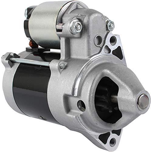DB tetera snd0290Starter para Kawasaki John Deere Tractor cortacésped Kubota F525F710GS75HD75325GT262gt265GT275180185260265GS75/Kubota t1700h t1700hx