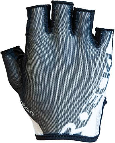 Roeckl Ilova Fahrrad Handschuhe kurz schwarz/weiß 2020: Größe: 9.5