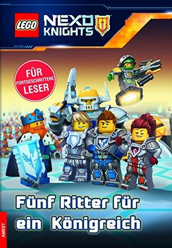 LEGO® NEXO KNIGHTS™ Fünf Ritter für ein Königreich: Lesebuch