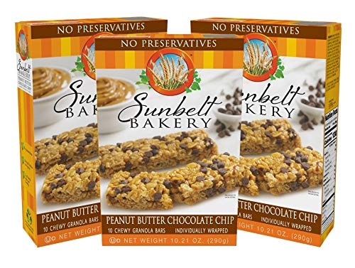 Sunbelt Bakery Peanut Chocolate Granola