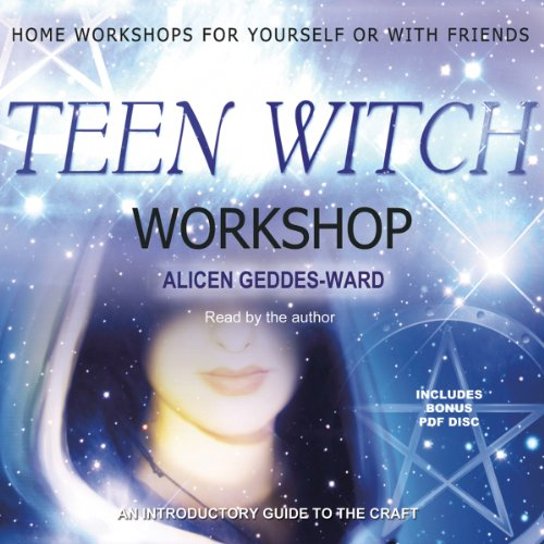Teen Witch Workshop audiobook cover art